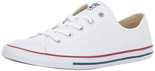 CONVERSE Damen Sneaker weiß 39 (Frauen Converse Schuhe Weiße)