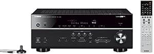 Yamaha RXV683 Music Cast 7 Channel AV Receiver - Black