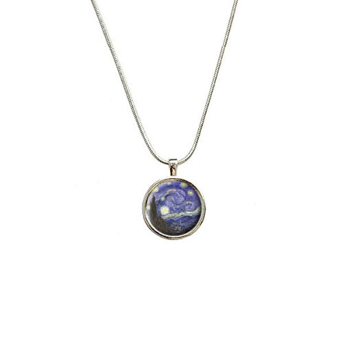 starry-night-by-vincent-van-gogh-pendant-with-sterling-silver-plated-chain