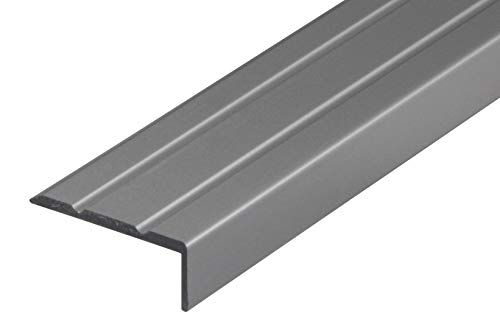 Winkel  Aluminium Kantenschutz 1000 mm Pulverbeschichtet L-Profil Leiste Farbig