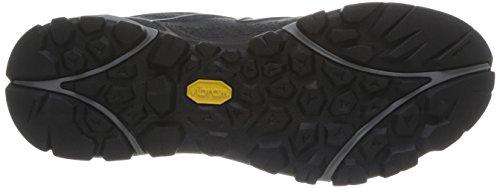 Merrell Capra Sport, Chaussures de trail homme Mehrfarbig (BLACK/WILD DOVE)
