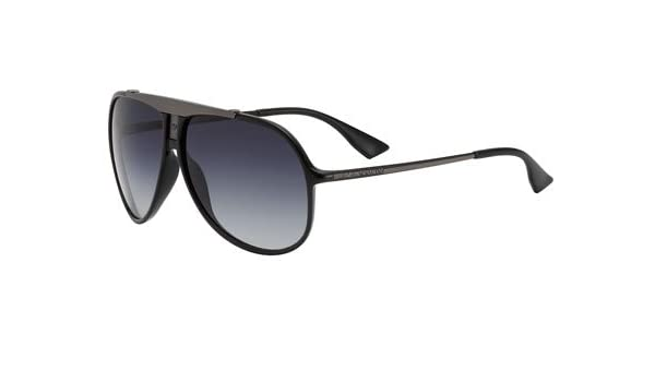 5954b98fecb Emporio Armani EA 9568 S Gvb Black EA9568 S Sunglasses  Amazon.co.uk   Clothing