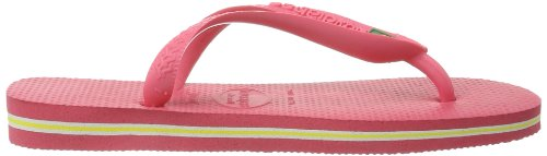 Havaianas Brasil, Tongs mixte adulte Rose (Pink 0727)