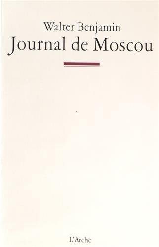 Journal de Moscou