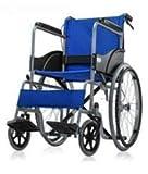 Med-e move SLN Premium basic wheel chair foldable (BLUE) LP