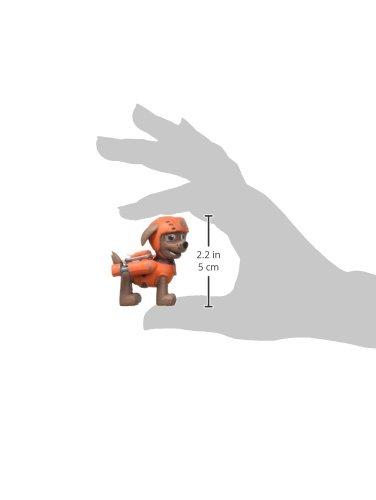 PAW PATROL- Figura Zuma 5cm (Comansi 99880) 3