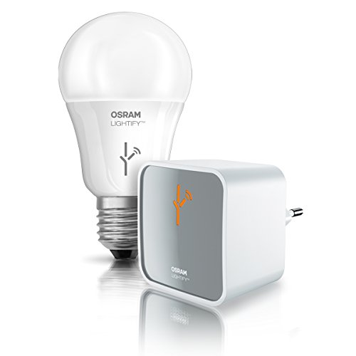 Osram Lightify Starter Kit - Gateway mit Lampe