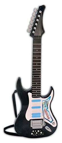 Bontempi - Guitarra eléctrica Rock (Spanish Business Option Tradding 24 4810)