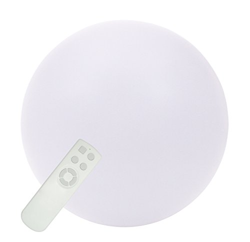 LED Deckenleuchte RGB / Fernbedienung, 17 W