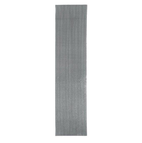 Flachstreifen silber 220 x 1 mm 30 Stück – Wachsstreifen