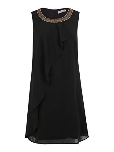 Anna Field Curvy Damen Shirt schwarz 50 (5XL) -
