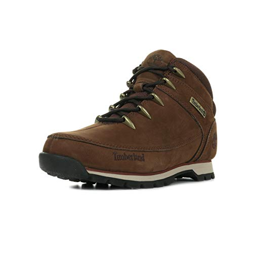 Timberland Euro Sprint Mid Hiker Dark Brown CA1WGR, Boots