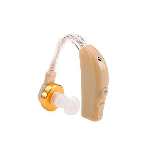 EARAID Ältere Hörgeräte Klangverstärker Hochwertige BTE-Klangverstärker mit Schnellladung für ältere Menschen -