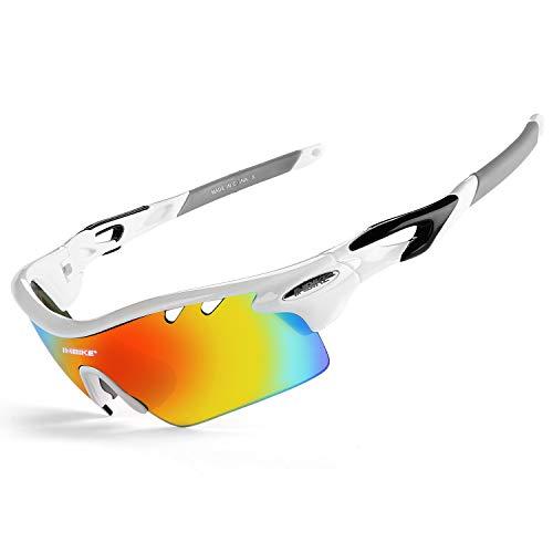 INBIKE Gafas De Sol Polarizadas Ciclismo