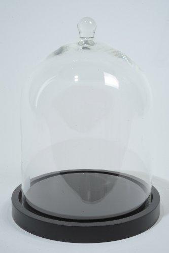 Kaemingk Campana de cristal (en madera Plato à & # x2dc; 20cm