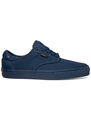 Vans  M Chima Ferguson, Herren Sneaker, Weiß (native) dress blues/mono