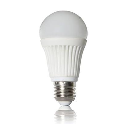 Lighting EVER A55 6 Watt E27 LED Leuchtmittel, LED Lampe, Ersetzt 50 Watt Glühbirnen, Warmweiß, Innenbeleuchtung, Lampen von Lighting EVER auf Lampenhans.de