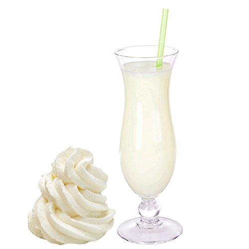 Saure Sahne Geschmack Blsu Proteinpulver Vegan mit 90% reinem Protein Eiweiß L-Carnitin angereichert für Proteinshakes Eiweißshakes Aspartamfrei (1 kg)
