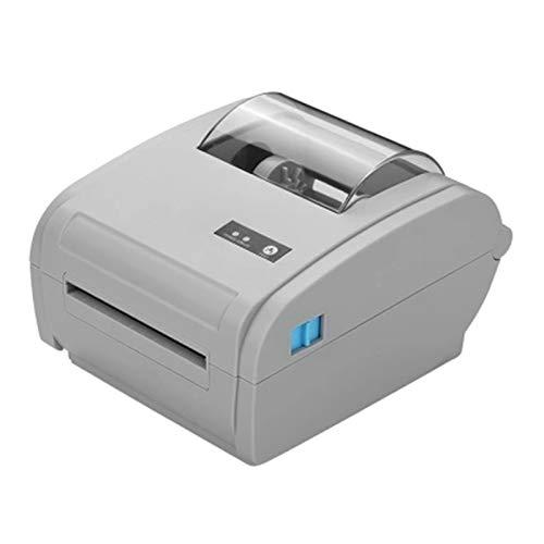 SODIAL 9210 U Multi Funktions Desktop 110Mm Thermopapier Drucker Barcode Etiketten Drucker USB Bt Kommunikations Etiketten für Lager Herstellung Preisschild Druck (Eu Stecker) - Bt-lager