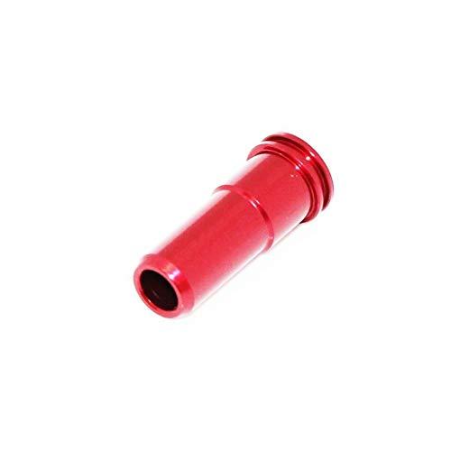 Airsoft Softair SHS Aluminium Air Seal Nozzle (Rot) für M4 M16 Serie AEG -