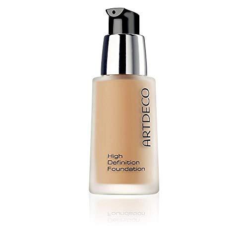 Artdeco Make-Up femme/woman, High Definition Foundation Nummer 24 Tan beige, 1er Pack (1 x 30 ml)