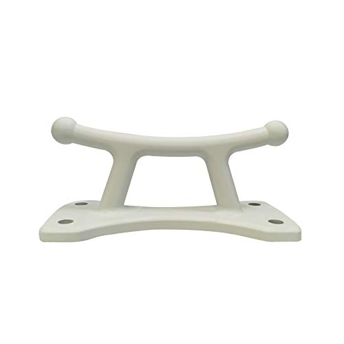 Ultimate Dock Products 77161 Ultimate Dock Cleat-8 1/2, Weiß