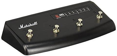 Mets Un Peu De Musique - Marshall PEDL90008 Pédale switch (4x) pour la