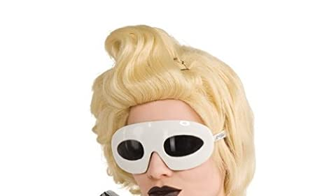 Lady Costume Gaga - Rubies - AC2519 - Lunettes licence lady