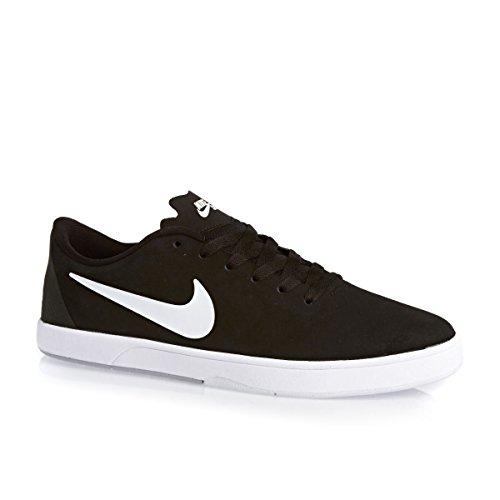Nike Takedo Sb, Chaussures de Skate Homme, Noir/Blanc Noir / blanc (noir / blanc - gris loup)