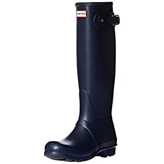 Hunter Original Tall, Women's Rain Boots 18