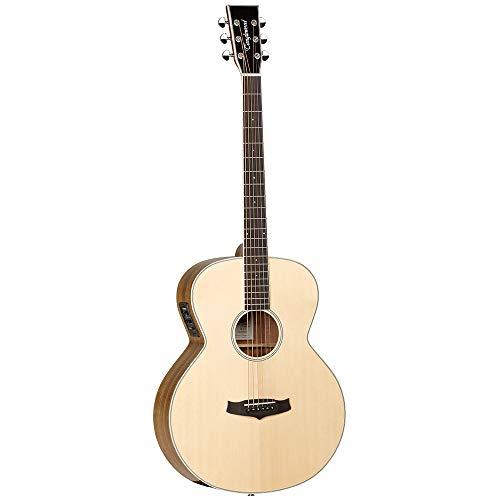 Tanglewood evolución Exotic TWB Z–Guitarra barítono Electroacústica