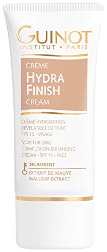 Guinot Hydra Finish Gesichtscreme LSF15, 1er Pack (1 x 30 ml) -