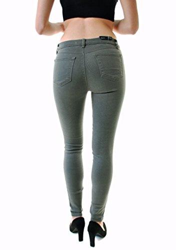 J BRAND Femme Spruce Skinny Jeans Vert 620O222 Vert