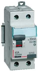 500ma tipo A 25a ABB f202a-25//0,5 FI-Interruttore di protezione 2p