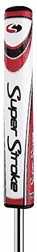 SuperStroke Legacy 5.0 Putter Grip Red Red (Red Golf Club Grips)