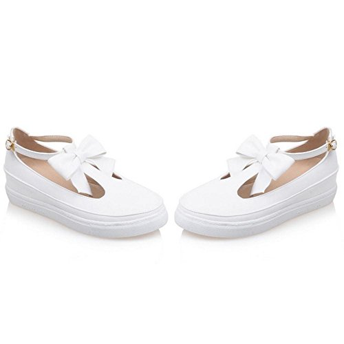 Coolcept Femmes Mode Plateforme Chaussures white