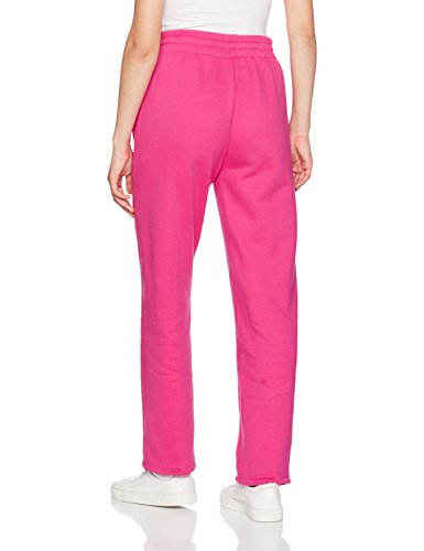 Urban Classics Damen Hose Loose Fit Sweatpants Rosa (Fuchsia 106)