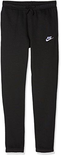 Nike Kinder Pants Sporthosen Lang, Schwarz/Weiß, XL (Trainingshose Kinder Nike)