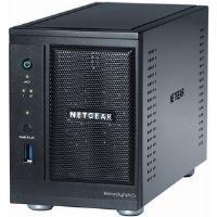 Netgear ReadyNAS Pro 2, 6TB – NAS & Speicherserver (6TB, 6 TB, 3000 GB, 0, 1, 5, 6, 10, 1,8 GHz, Intel® Atom™, 1 GB) | 0606449080643