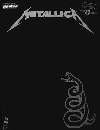 Metallica - Black Album Tab for Guitar by Metallica (1991)