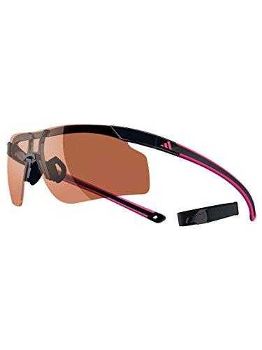 Preisvergleich Produktbild Herren Sonnenbrille adidas Sport Adizero Tempo Pro S Black / Pink
