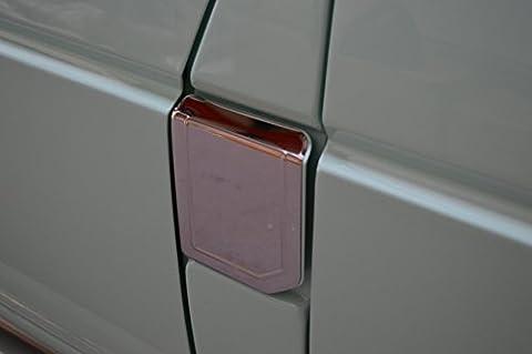 T4 Chrome fuel flap