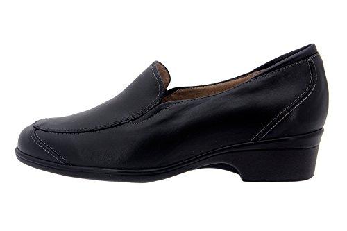 Scarpe donna comfort pelle Piesanto 3605 scarpe casual comfort larghezza speciale