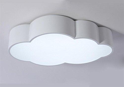 Plafoniera Camera Da Letto : Fandbo creativo led nube plafoniera per ragazzi camera da letto