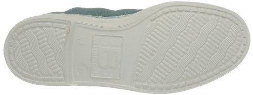 Bensimon - Sneaker Tennis Lacet, Donna Verde (Vert (Vert de Gris 614))