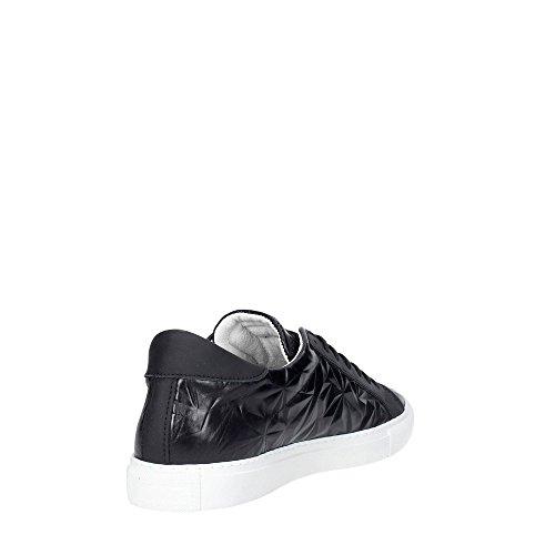 D.A.T.E. Newman LOW-48 Sneakers Bassa Uomo Nero