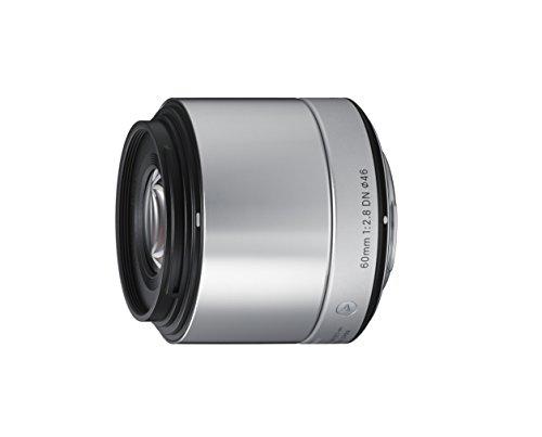 Sigma 60mm F2,8 DN Art Objektiv (46mm Filtergewinde) für Sony-E Objektivbajonett silber - Sigma-objektiv Mm 50