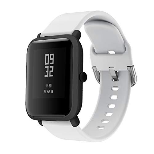 Oceninok Correa Reloj Compatible Huami AMAZFIT 20mm