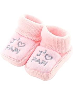73eeb998a zapatitos de bebé 0-3 meses subió - Me encanta papi