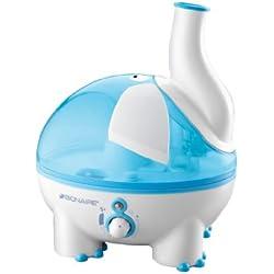 Bionaire BU1500-I - Humidificador infantil vapor frio, diseño de elefante (azul)